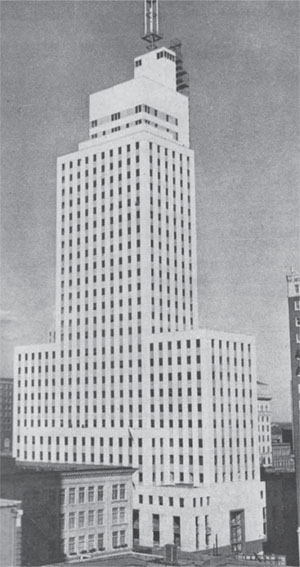 Mercantile National Bank Building in Dallas