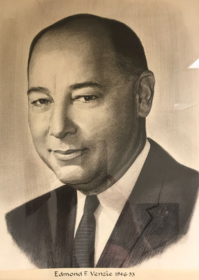The energetic Edmond F. Venzie of Philadelphia became CPIA president in December 1946, serving in that office until 1953.
