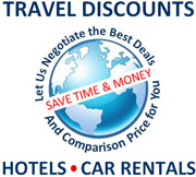 Travel Discount logo