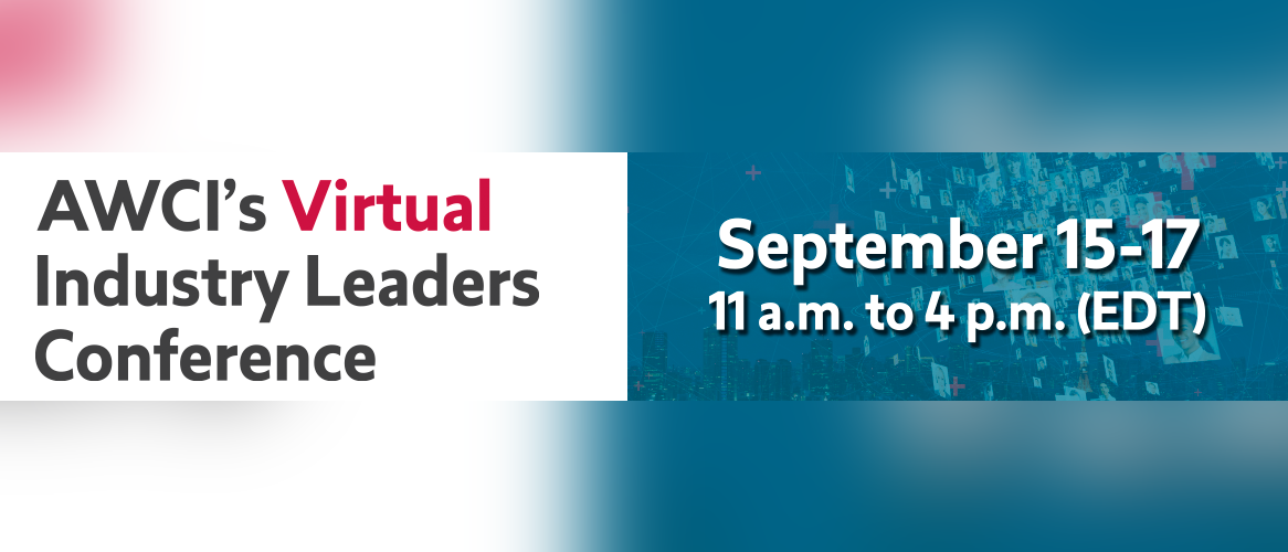 AWCI's Virtual Industry Leaders Conference