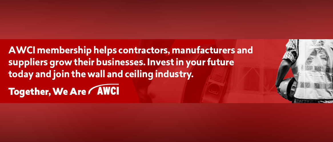 Join AWCI Today - Together, #WeAreAWCI