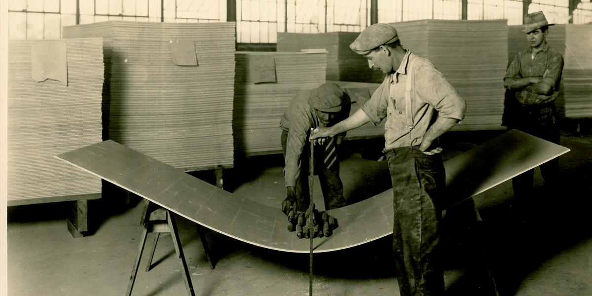 100 Years of Ceilings and Walls : AWCI's Construction