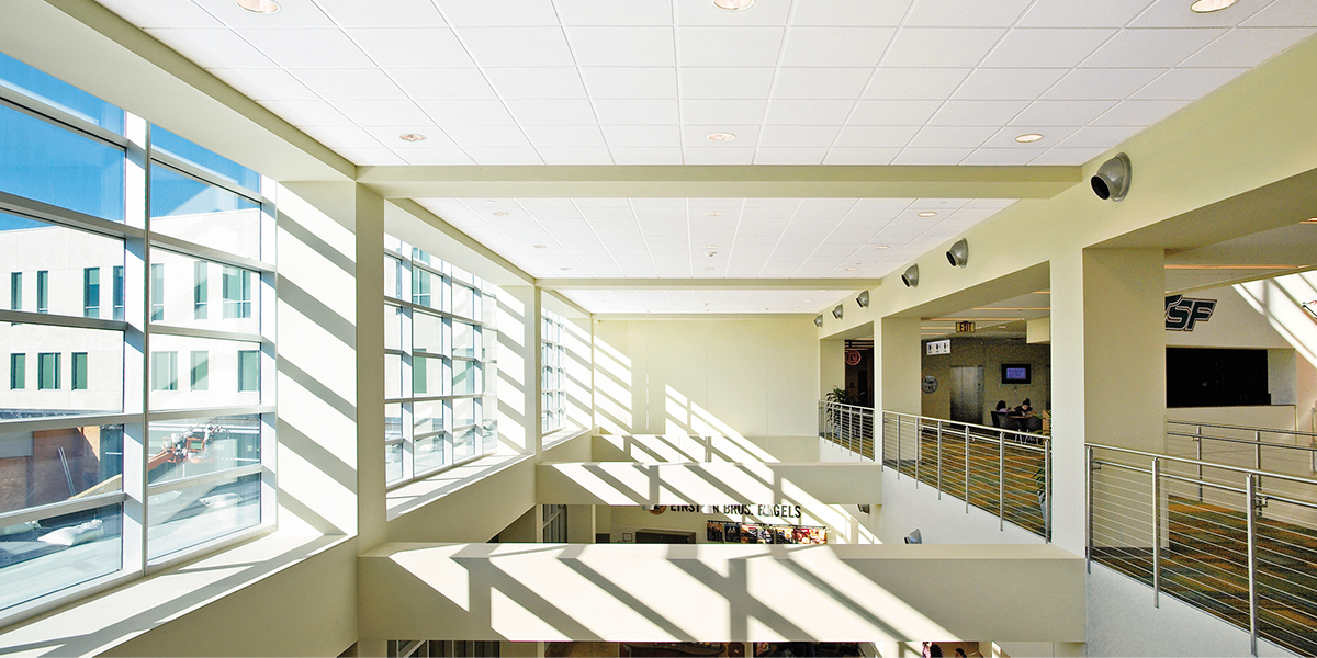 Armstrong Ceilings Now Offers over 1,025 Products That Meet Sustainability Standards