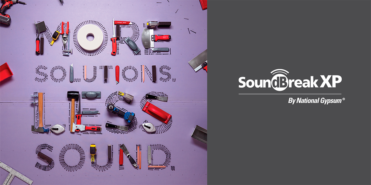#AWCI Reconstructed: Reduce Unwanted Sound with PURPLE SoundBreak®