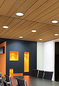 Look Of Linear Wood Ceilings Featured Product Awci