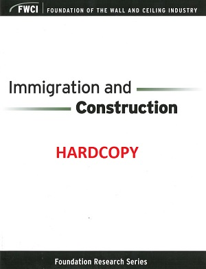 Immigration and Construction (2007) - Hardcopy - 136